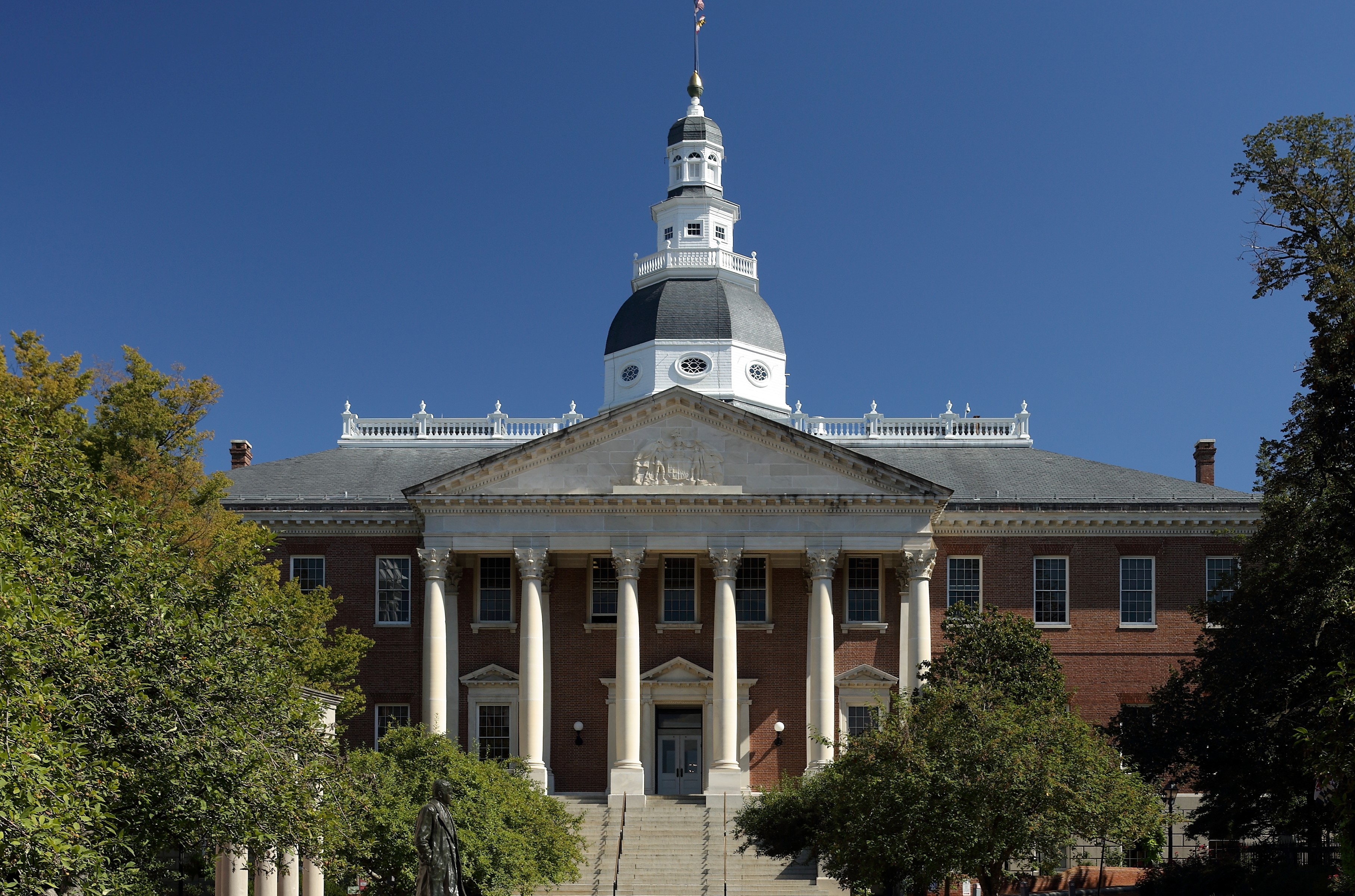 Maryland State House from wikimedia commons