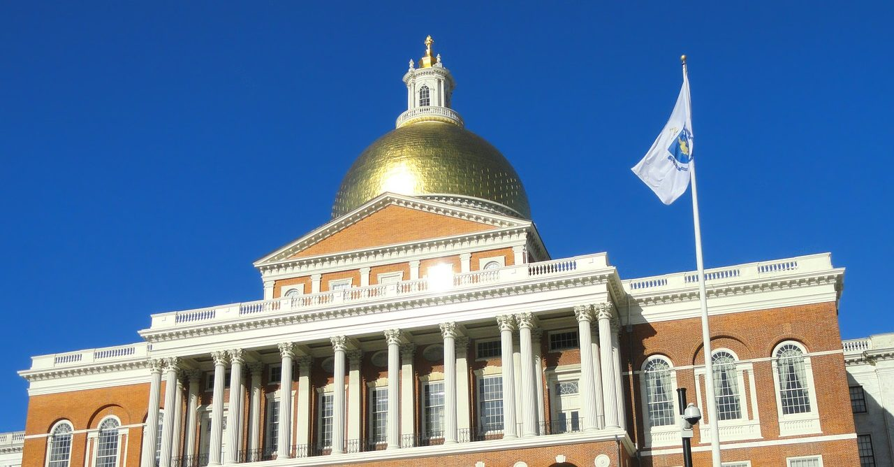 Massachusetts state capitol pixabay