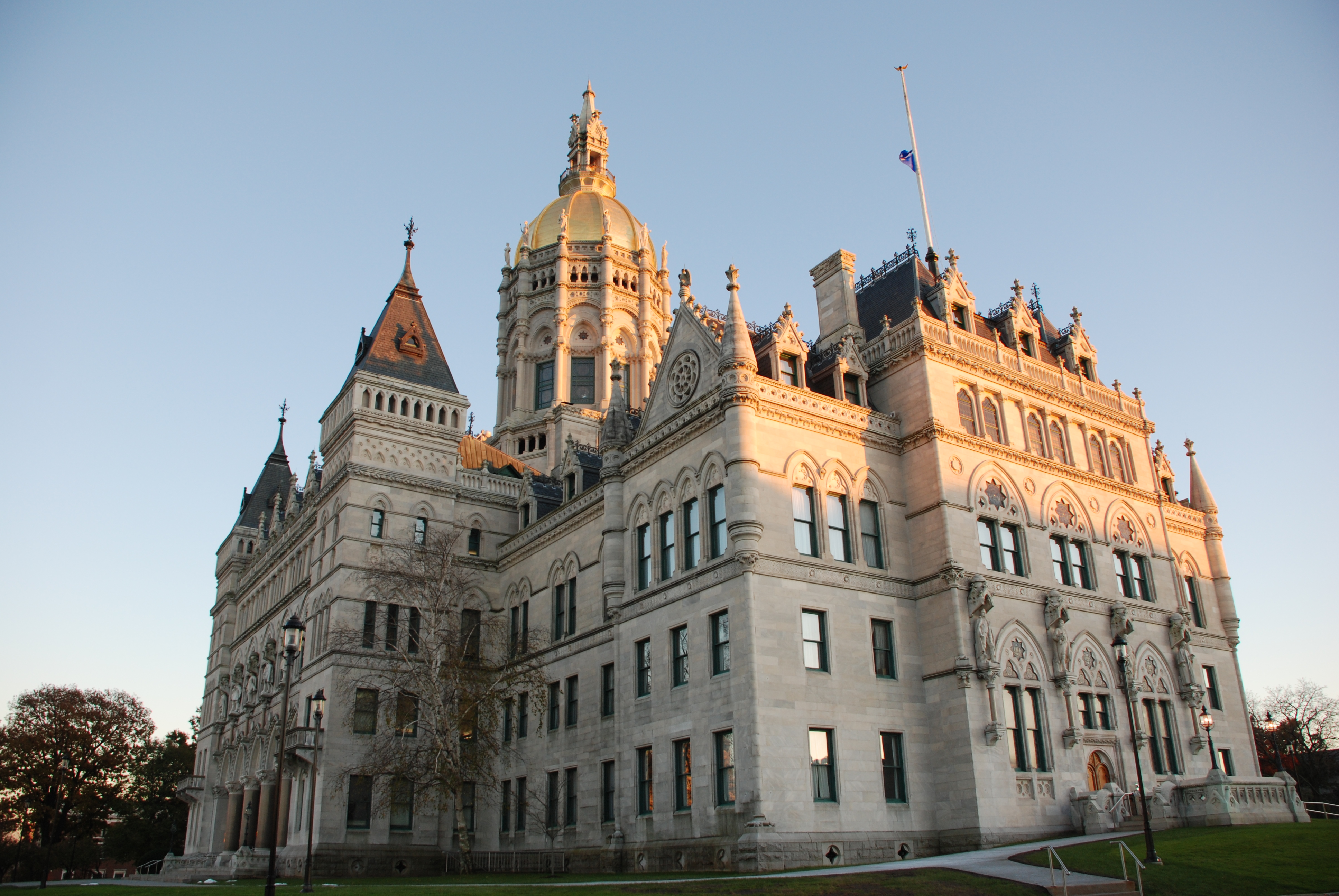 Connecticut officials must cease collecting union dues