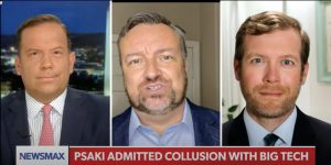 Justin Hart appears on Cortes & Pellegrino to discuss the 2021 lawsuit against Facebook